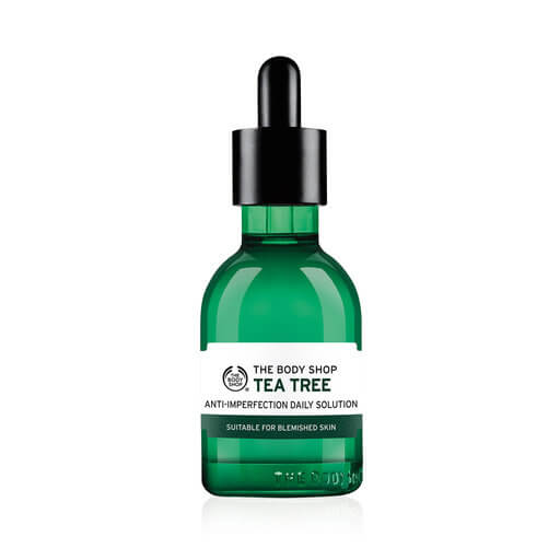 The Body Shop Tea Tree Daily Solution Facial Oil, 50 ml