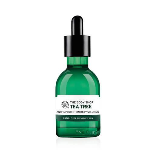 The Body Shop Tea Tree Daily Solution Facial Oil, 50 ml