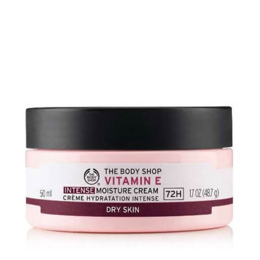 The Body Shop Vitamin E Intense Moisture Cream