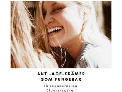 anti-age-kramer som fugnerar