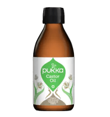 ricinolja castor oil pukka 250 ml