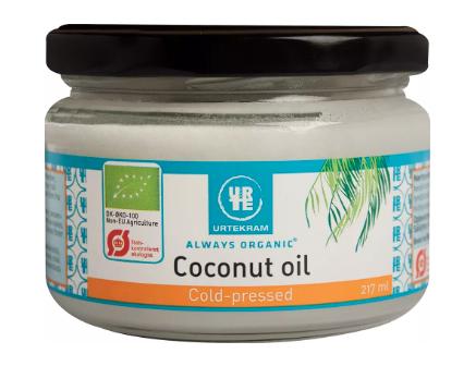 urtekram kokosolja 217 ml