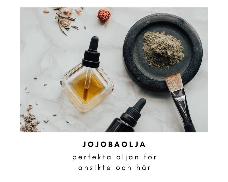 jojobaolja perfekta oljan for hud ansikte har